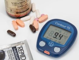Five Best Food Supplements to Keep Blood Sugar Levels Balanced